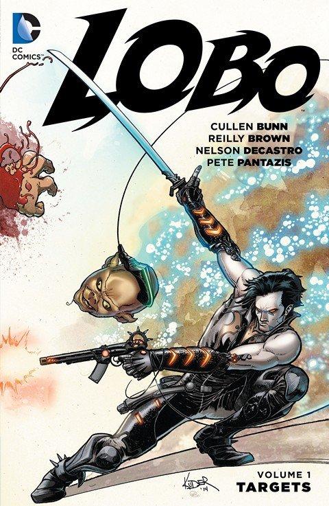 Lobo Vol. 1 – Targets (TPB) (2016)