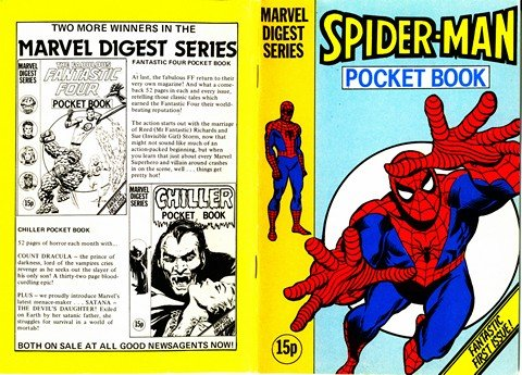 Marvel Digest Series (UK) (Collection)