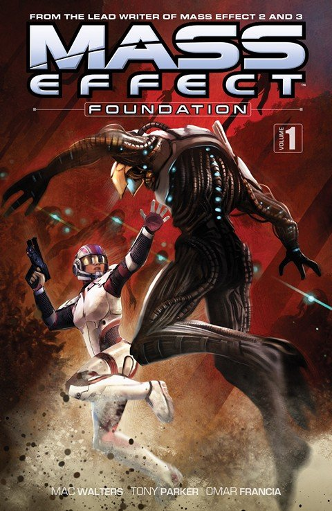 Mass Effect – Foundation Vol. 1 – 3