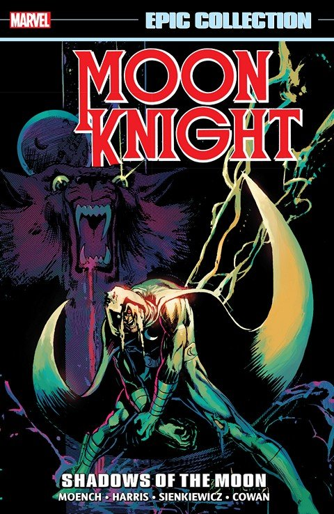 Moon Knight Epic Collection – Shadows of the Moon