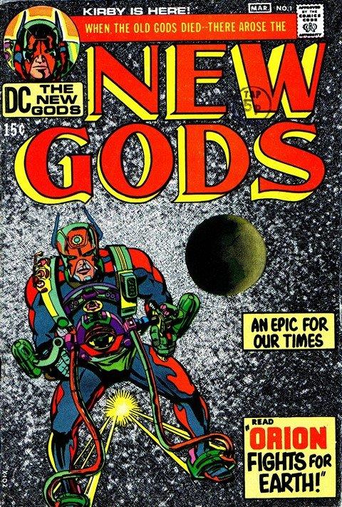 New Gods Vol. 1 #1 – 19 + Deluxe #1 – 6