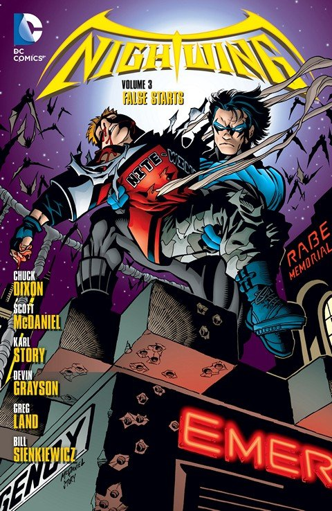 Nightwing Vol. 3 – False Starts