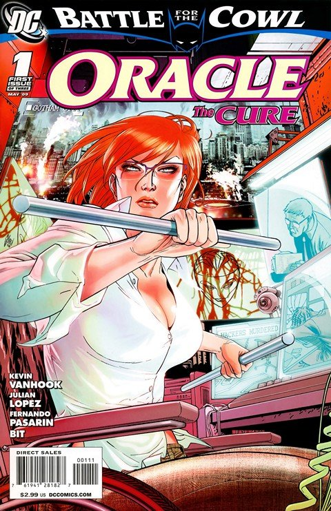 Oracle – The Cure #1 – 3