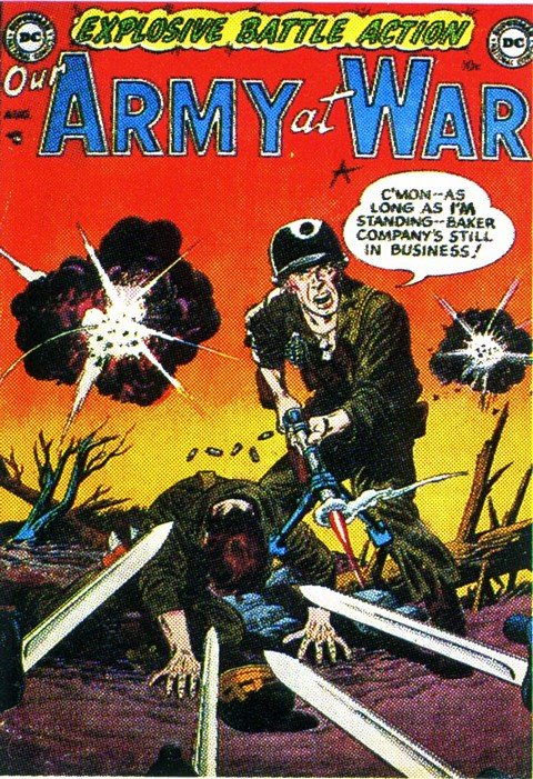 Our Army at War Vol. 1 #1 – 301