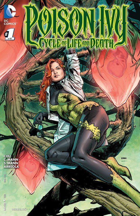 Poison Ivy – Cycle of Life and Death #1