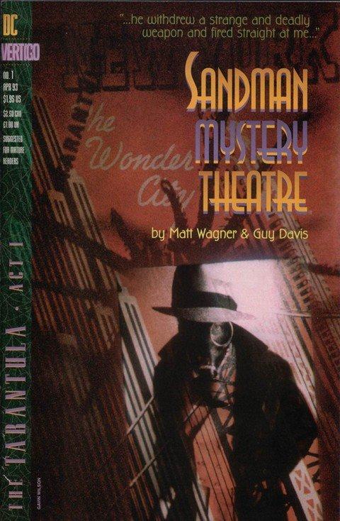 Sandman Mystery Theatre #1 – 70 + Annual #1