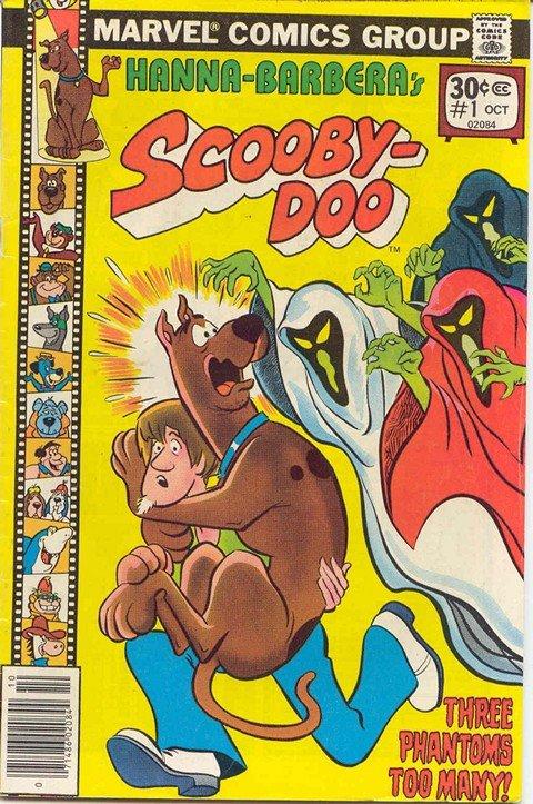 Scooby Doo #1 – 9