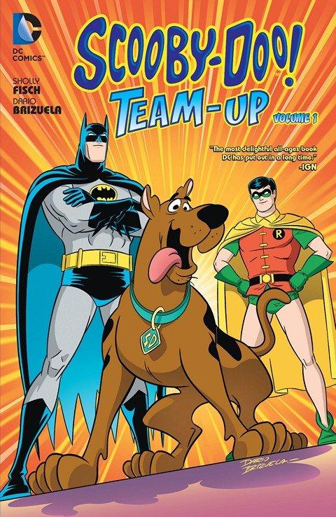 Scooby-Doo Team-Up Vol. 1 (2015)