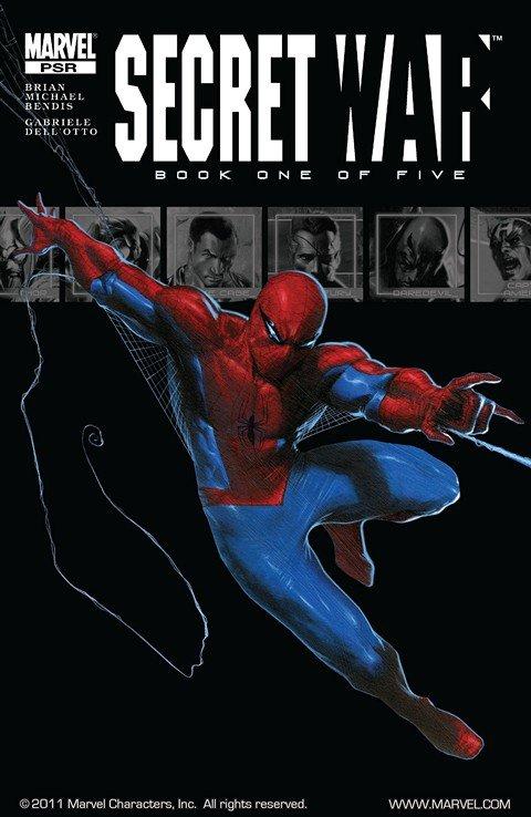 Secret War #1 – 5 (2004-2005)