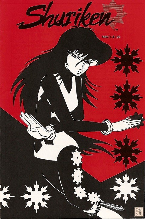 Shuriken (Collection) (1985-1987)