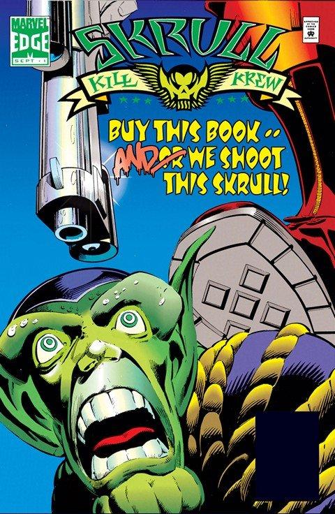 Skrull Kill Krew Vol. 1 #1 – 5 (1995-1996)