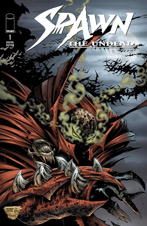Spawn – The Undead #1 – 9