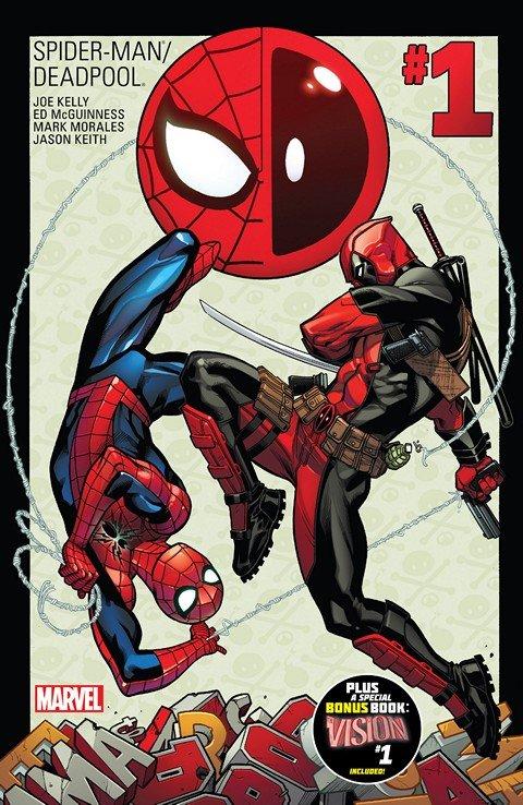 Spider-Man – Deadpool #1 – 50 + TPBs (2016-2019)