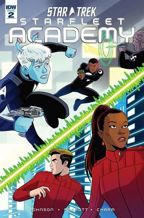Star Trek – Starfleet Academy #2