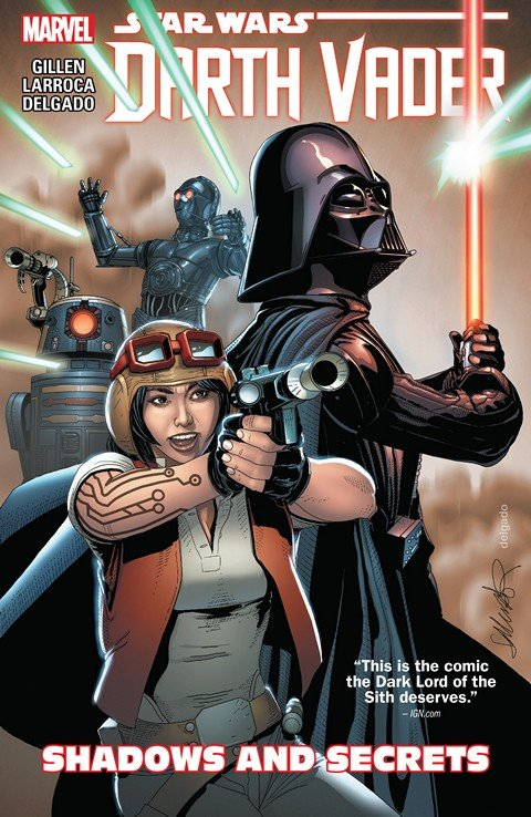 Star Wars – Darth Vader Vol. 2 – Shadows and Secrets (TPB) (2016)