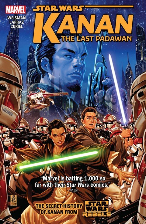 Star Wars – Kanan – The Last Padawan Vol. 1
