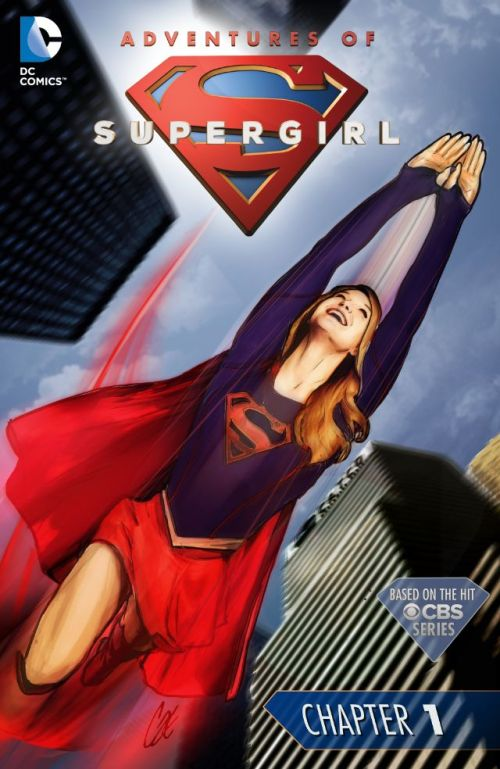 The Adventures of Supergirl #1
