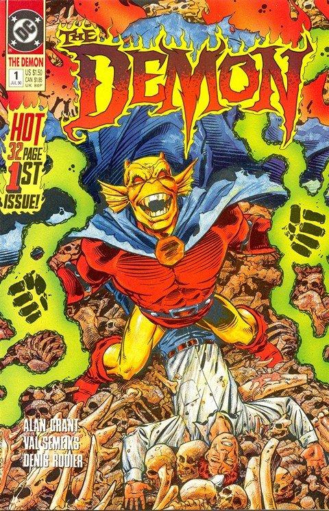 The Demon Vol. 3 #1 – 58 + Annuals