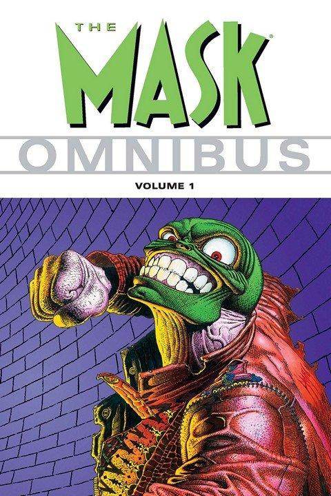 The Mask Omnibus Vol. 1 – 2 (2004-2009)