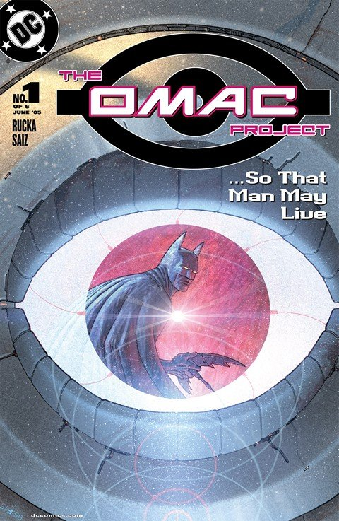 The OMAC Project #1 – 6 + Infinite Crisis Special