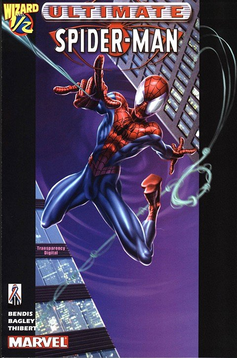 Ultimate Spider-Man #0.5