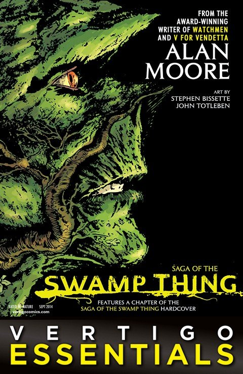 Vertigo Essentials – Swamp Thing #1 (2014)
