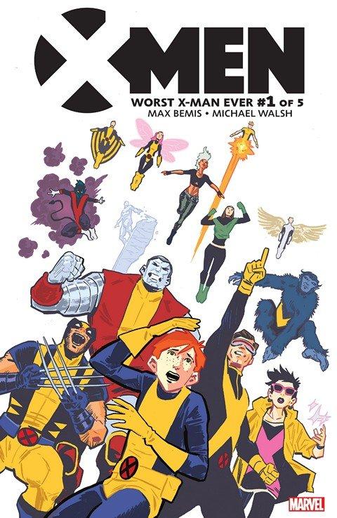 X-Men – Worst X-Man Ever #1