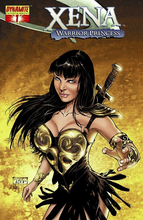 Xena – Warrior Princess #1 – 4