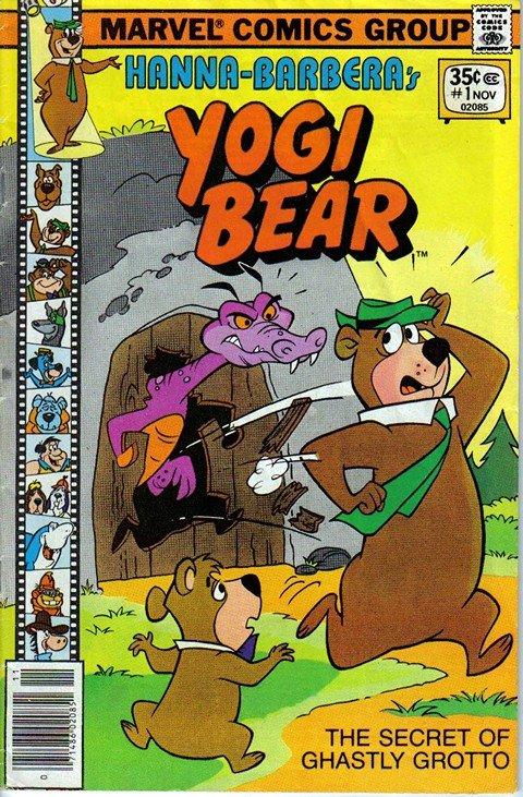 Yogi Bear #1 – 9