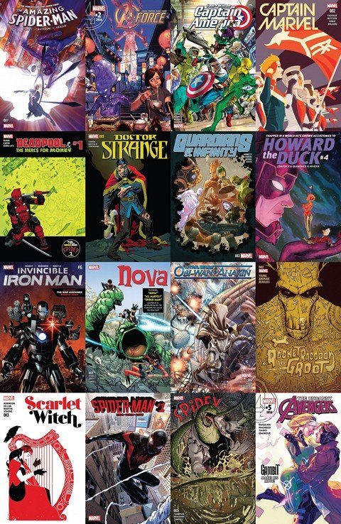2016.02.03 Marvel Week+