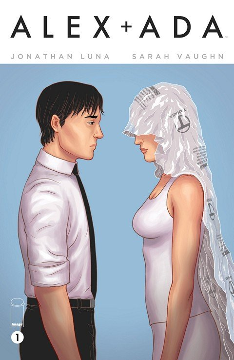 Alex + Ada #1 – 15 + TPBs Vol. 1 – 3