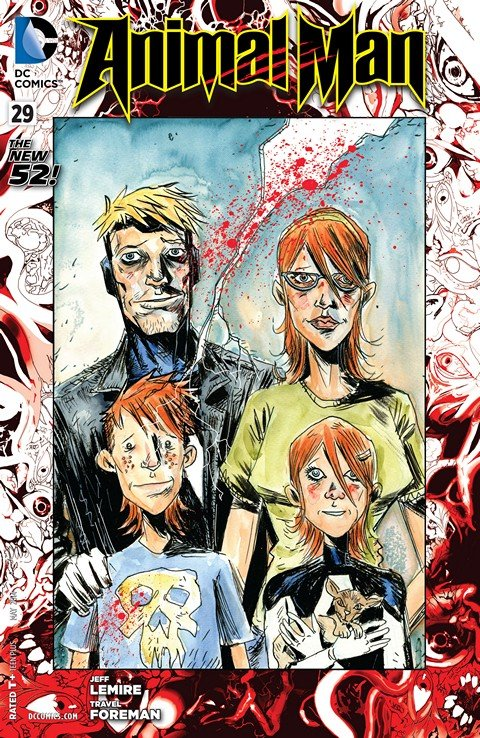 Animal Man #0 – 29 + Annuals