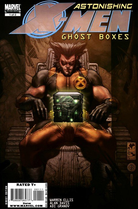 Astonishing X-Men – Ghost Boxes #1 – 2