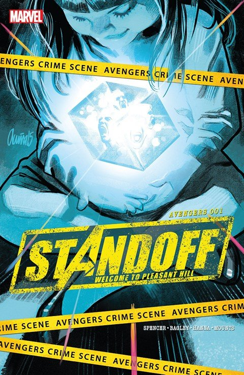 Avengers Standoff – Welcome To Pleasant Hill #1