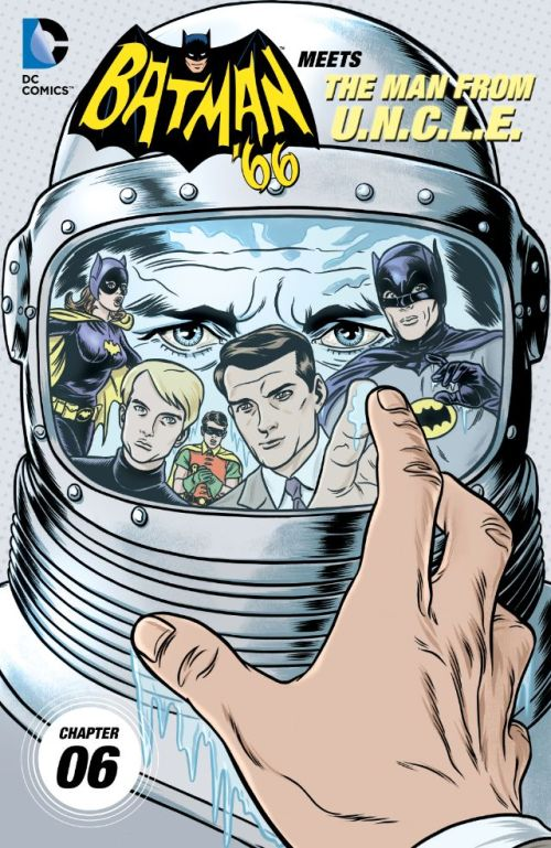 Batman '66 Meets the Man From U.N.C.L.E. #6