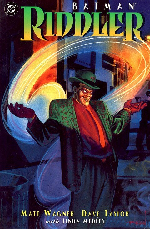 Batman – Riddler and The Riddle Factory