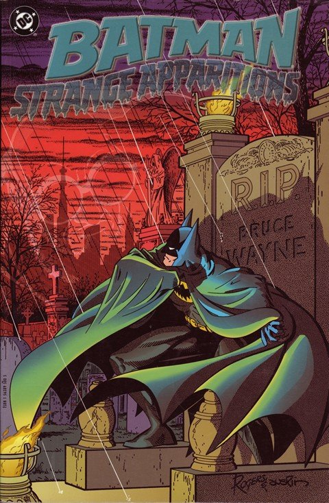 Batman – Strange Apparitions (TPB) (1999)