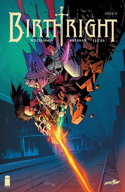 Birthright #1 – 27 + TPB Vol. 1 – 5 (2014-2017)