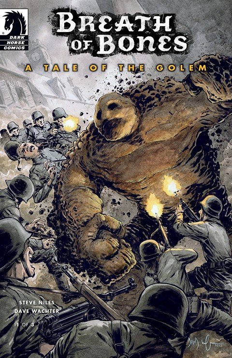 Breath of Bones – A Tale of the Golem #1 – 3