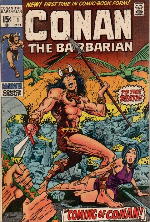 Conan the Barbarian (Marvel Collection)