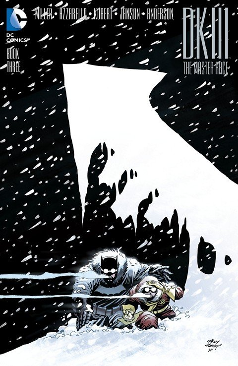 Dark Knight III – The Master Race #3
