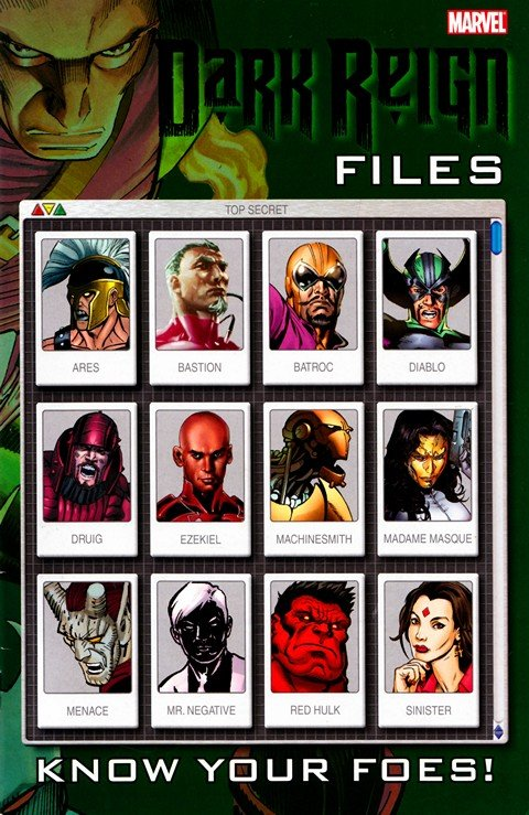 Dark Reign (Ultimate Collection)