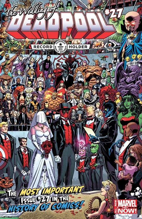 Deadpool Vol. 5 – Wedding of Deadpool