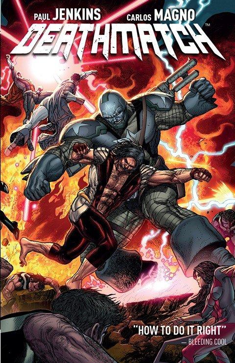 Deathmatch Vol. 1 – 3