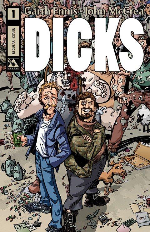 Dicks #1 – 10