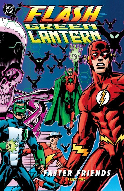 Faster Friends – Green Lantern-Flash #1 – 2