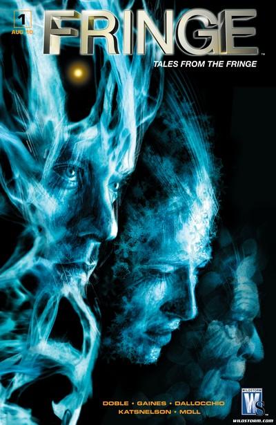 Fringe – Tales from the Fringe #1 – 6 (2010-2011)