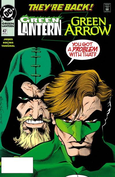Green Lantern – Emerald Twilight (Story Arc) (2003)