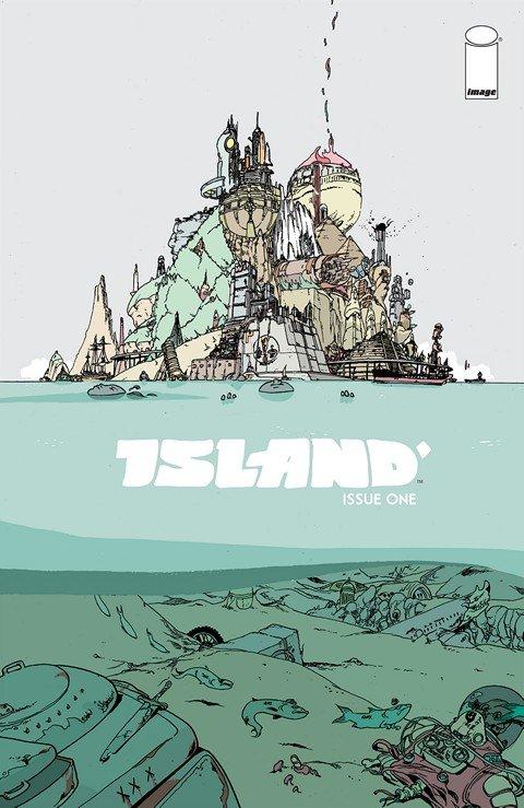 Island #1 – 6 (2015-2016)