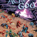 JLA – Act of God #1 – 3 (2001)